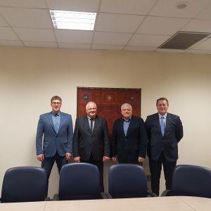BSA susitikimas su Valstybinė darbo inspekcija (VDI)
