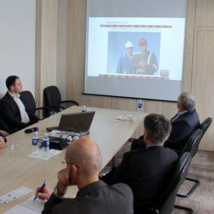 Baltic Scaffolders Association susitikmas su Lietuvos Statybininkų Asociacija