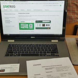 BSA steigėjai – įmonė PRORENTUS dalyvavo STATREG kompetencijų vertintojų mokymuose