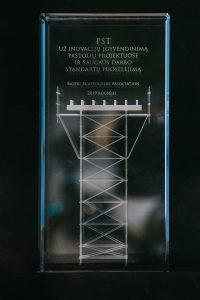 Baltic Scaffolders Association įsteigė apdovanojimą